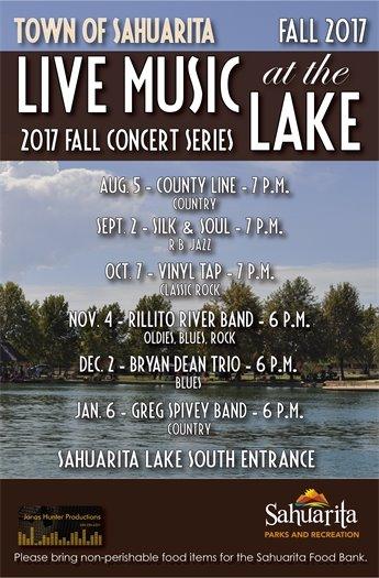 Live Music at the Lake