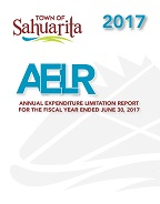 Annual Expenditure Limitation Report