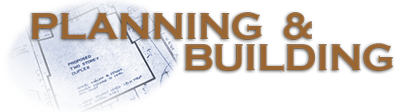 Planning and Building text on top of blueprints