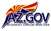 Arizona State government website