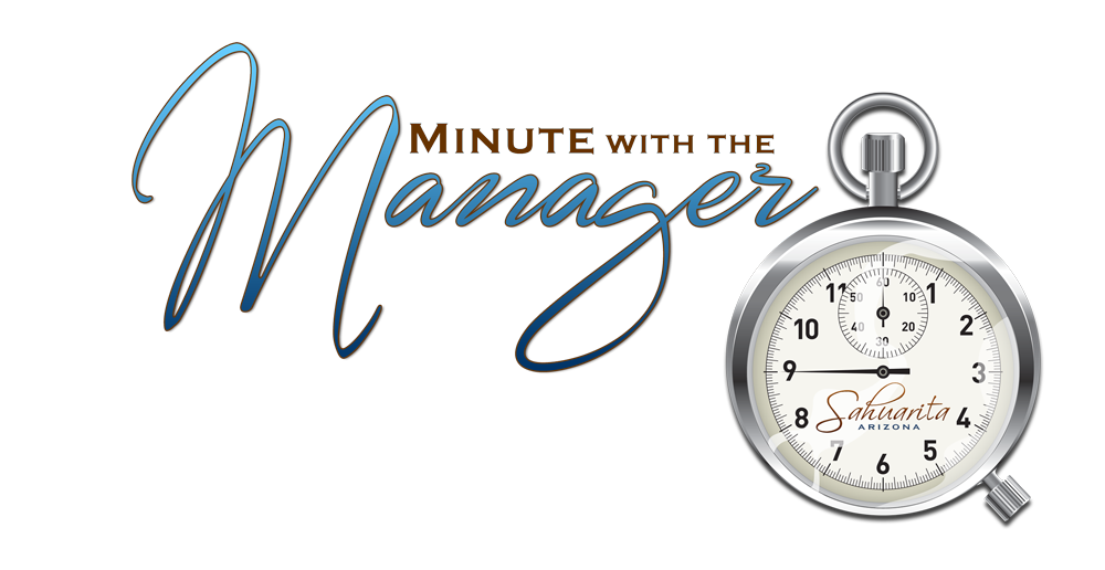 Minutes with the Manager