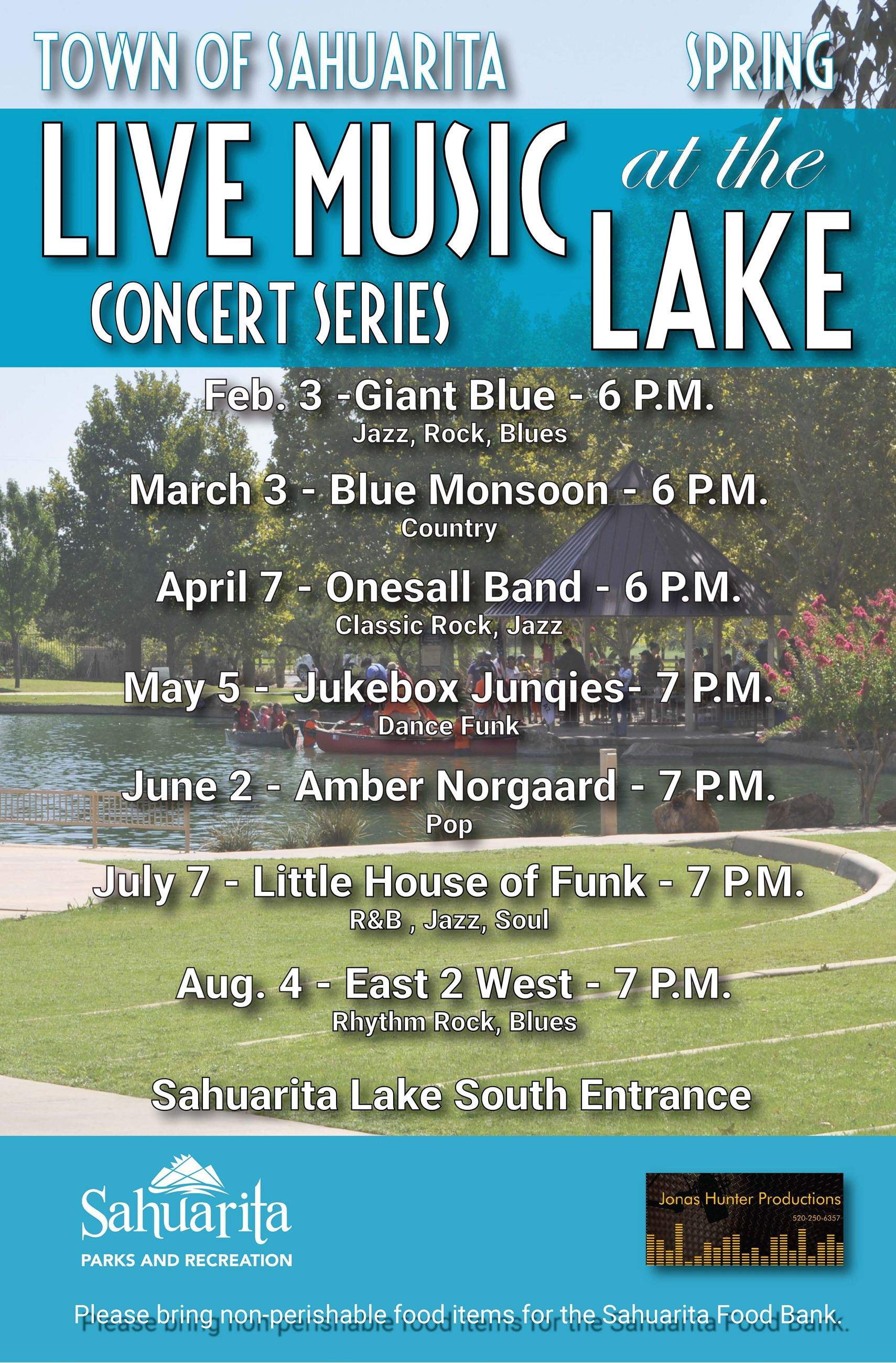 Live Music Concert Series