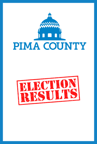 Pima County logo in blue - Election Results