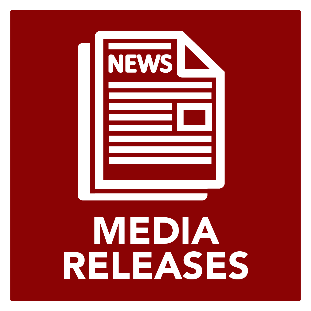 Media Releases  - button