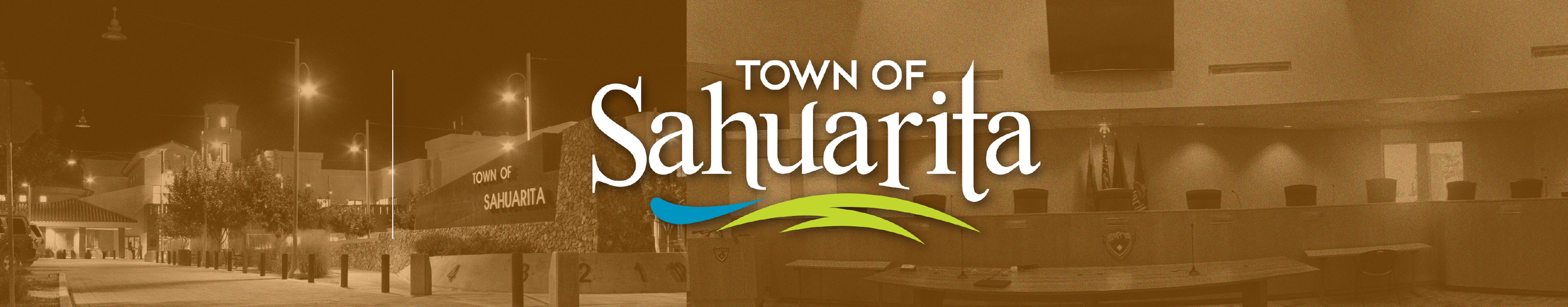 Town of Sahuarita - Mayor and Council Banner - Main Page