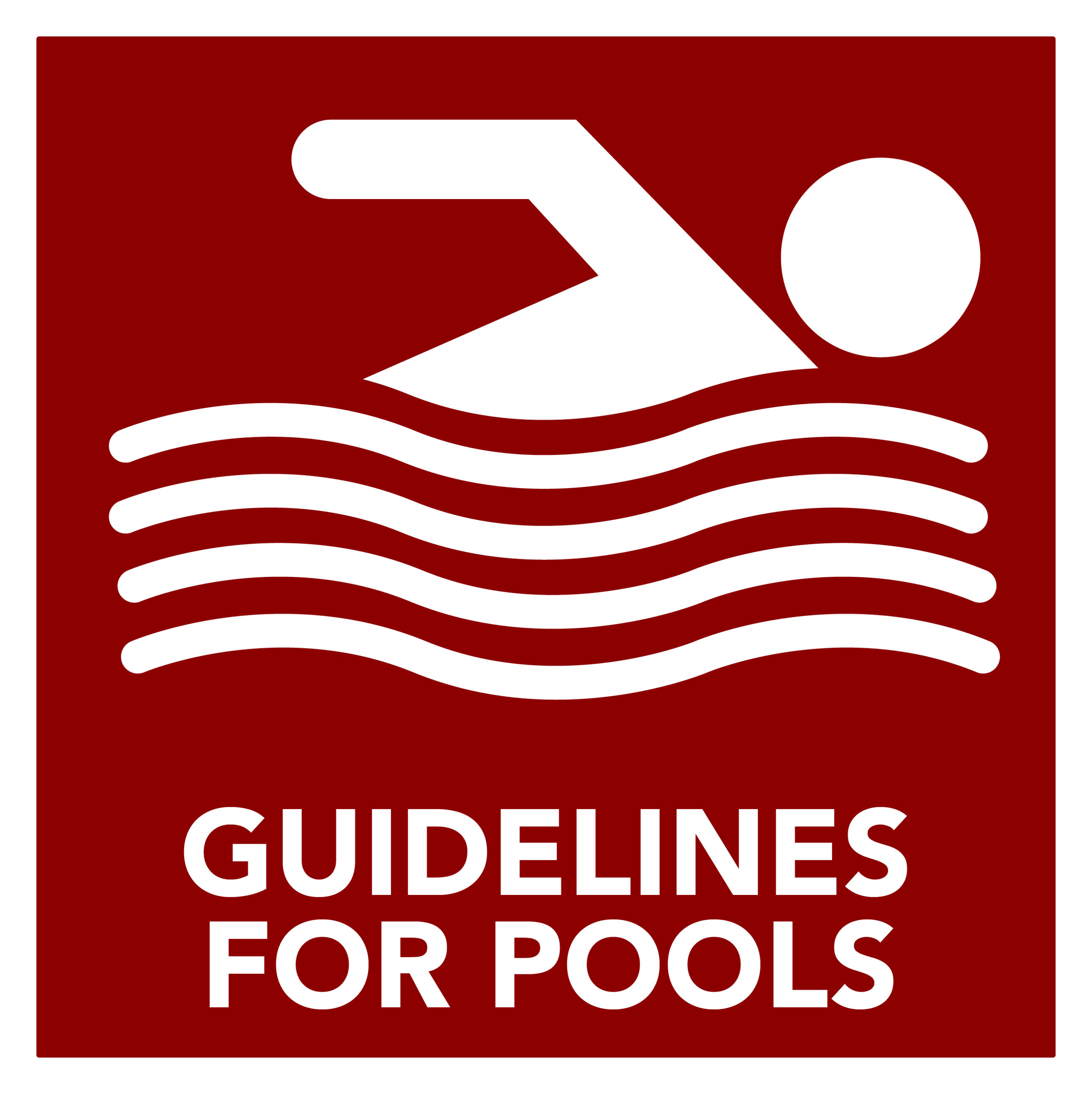 Guidelines for Pools
