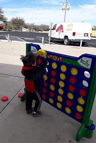 Park and Play Connect Four
