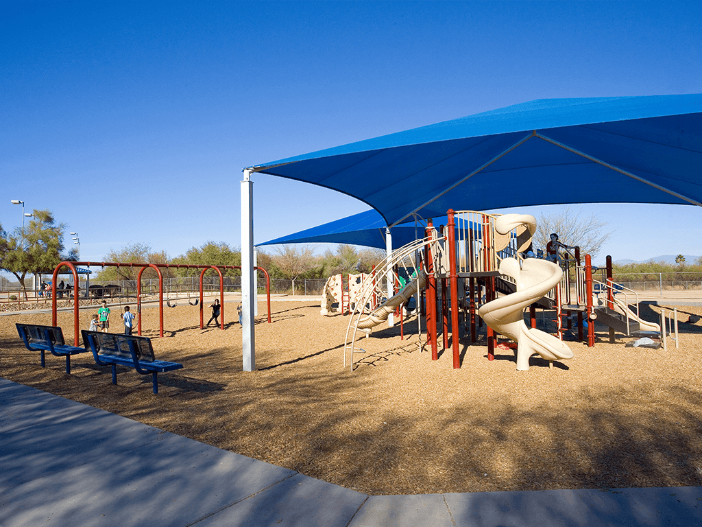 Anza Trail School Park Playground